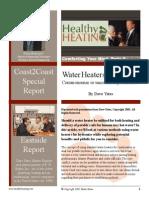 Water Heating - H20 vs Boiler (Dave Yates)