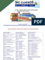 Vídeo Aulas de Biologia Ensino Médio e Pré Vestibular 13 DVDs