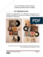 Colección discos de vinilo