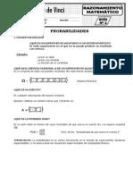 GUIA RAZ. MATEMÁTICO 5TO - 2