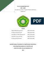Paper Epid Kelompok 1 Semester 5 Hiv