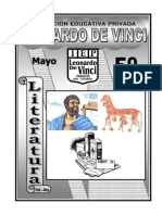 2. MAYO – LITERATURA -5TO AÑO