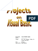 54604000 Visual Basic Projects