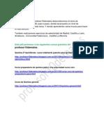 equilibrio químico ejercicio y problemas resueltos selectividad PAU