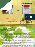 Antibiotik Sulfonamida