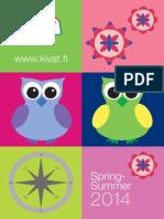 Kivat Spring Summer2014