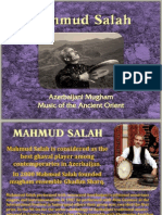 About Mahmud Salah & ensemble Ghadim Sharq