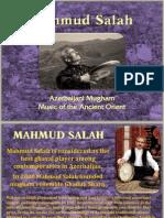 About Mahmud Salah & ensemble Ghadim Sharq