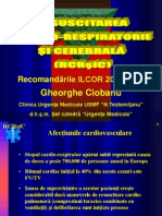 resuscitarea cardiorespiratorie