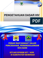 Peng Dasar HIV