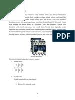 Pengertian Magnetic Contactor