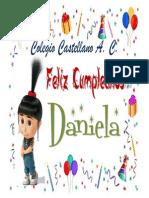 Cumpleaños Castellano Septiembre 2