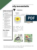 Chapter 1 1Polinomials