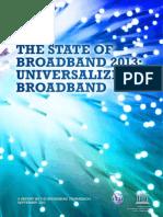 """State of the World Broadband Report 2013″"