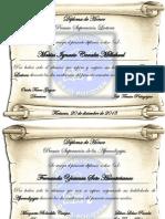 Diploma Julio 2013