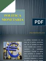 Politica Monetaria - Diana