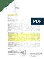 Caso Manzur - Scotiabank / Oficio Nº 09734