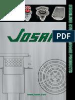 Josam SS Drain Guide