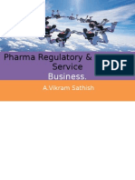 Pharma Business development & Licensing service