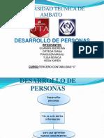 Desarrollo de Personas Grupo 1
