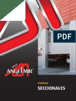 Angel Mir Puertas Seccionales