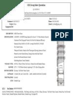 Descripcion Tower Ref Proforma Gsi Secadora SA130136