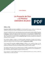 Mesters.un Proyecto de Dios