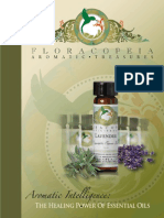 Healing Powers of Essential Oils