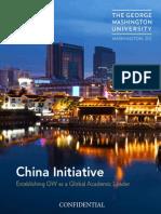 GW China Initiative 2013