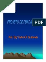 Fundações Introdução