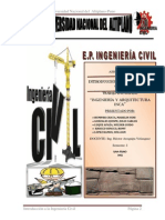 Ingenieria y Arquitectura Inca