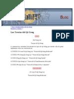 Bases Fundamentales Del Qi Gong