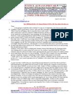 130926(Ex 25)-Mr G. H. Schorel-Hlavka O.W.B. to Mr Tony Abbott Re Debts - Etc