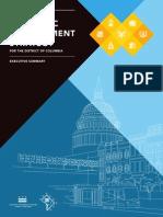 DC Economic Strategy Executive Summary 2012