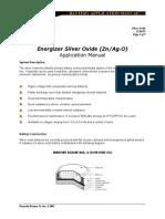 silveroxide application manual