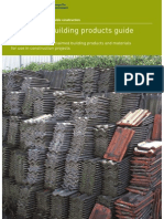 Reclaimed Building Products Guide
