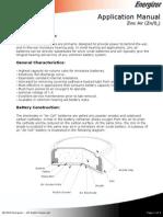 zincair application manual