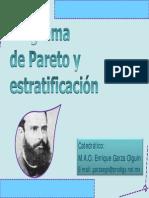 Diagrama de Pareto y Estratificación