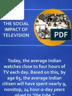 Social Impact of TV