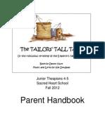 Tall Tale Parent Handbook