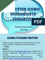 170673004 El Twitter Como Herramienta Educativa