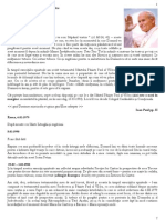 Testamentul Papei Ioan Paul Al II