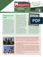 Mecsek Magazine Nummer 1 - Najaar 2013