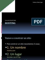 3.Hosting
