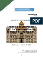 Analisis de Polifenoles