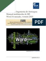 Memorias Word Avanzado CC