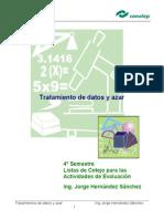 Prc3a0cticas y Listas de Cotejo Trat de Datos y Azar 2011a