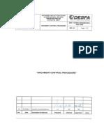 DSF 1101401 436 6300 DCC PRC 0302_A1 Document Control Procedure