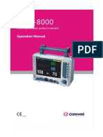 Manual Monitor Cpm8000