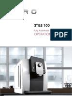 Berg Stile100 User Manual